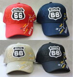 MOTHER ROADROUTE 66 CAP #28ルート66 キャップ #28
