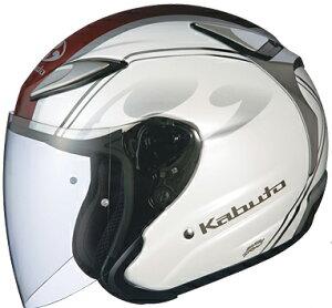 【ジェット】 OGK アヴァンド2 チッタ パールホワイト 55-56 (Sサイズ)【ヘルメット】 OGK アヴ...