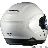 【ヘルメット】OGKIBUKIパールホワイトPEARLWHITE真珠色Mサイズオージーケーカブトイブキシステムヘルメット