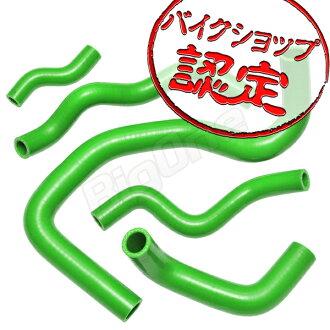 矽管綠色 CB400SF CB400SB NC39 高性能四層矽散熱器軟管矽膠軟管散熱器軟管