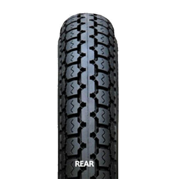 タイヤ, スクーター用タイヤ IRC NR6 2.50-17 6PR WT 100 C100 50 YB-1 Four V80 80 T80