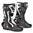 【送料無料】【ポイント10倍】【シューズ】【SIDI】 RACING ST AIR BOOT ブラック/ホワイト BK/WH 39 (25.0cm) シディ エスティー エアー レーシング ブーツ 靴 シューズ