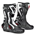 【送料無料】【ポイント10倍】【シューズ】【SIDI】 RACING ST AIR BOOT ブラック/ホワイト BK/WH 45 (28.0cm) シディ エスティー エアー レーシング ブーツ 靴 シューズ
