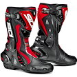【送料無料】【ポイント10倍】【シューズ】【SIDI】 RACING ST BOOT ブラック/レッド BK/RED 45 (28.0cm) シディ エスティー レーシング ブーツ 靴 シューズ