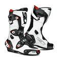 【ブーツ】【SIDI】MAG-1 AIR 25.0cm (EUR:39) ホワイト/ブラック WHITE/BLACK 白/黒 シディ マグ1 エアー マグワン BOOTS レーシングブーツ 靴 シューズ