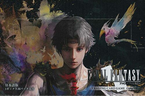 トレーディングカード・テレカ, トレーディングカードゲーム FF-TCG Opus VII BOX36