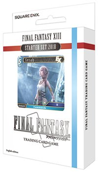 トレーディングカード・テレカ, トレーディングカードゲーム FF-TCG 2018 XIII