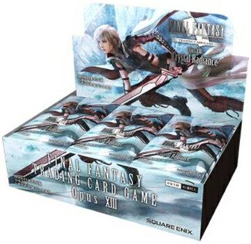 トレーディングカード・テレカ, トレーディングカードゲーム FF-TCG Opus XIII BOX36