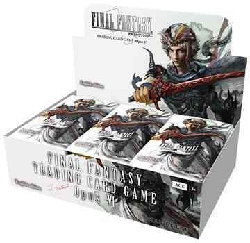 トレーディングカード・テレカ, トレーディングカードゲーム FF-TCG Opus VI BOX36