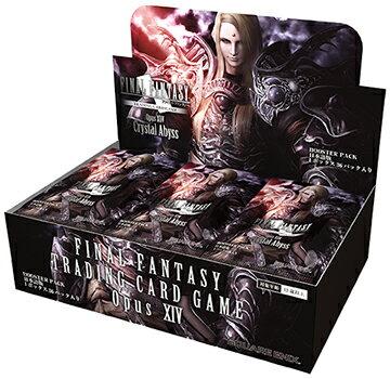 トレーディングカード・テレカ, トレーディングカードゲーム FF-TCG Opus XIV BOX3686