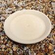 スペイン製 プラトス 20cm テラコッタ 素焼き鉢用 植木鉢用 陶器製 受皿 鉢皿 鉢受皿 陶器鉢 かわいい スペイン鉢 園芸 ガーデニング *Spanish Terracotta*
