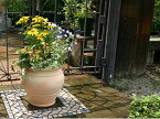 スペイン鉢 人気の植木鉢 マリア 24cm 植木鉢 テラコッタ 陶器鉢 素焼き鉢 園芸 ガーデニング*Spanish Terracotta*
