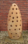 テラコッタ製ガーデンオベリスクアマリア75cm