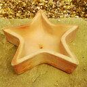 スタープレインポット 35 NC1337 星型の植木鉢 ヨーロピアンなテラコッタ 植木鉢 おしゃれ 陶器鉢 ベトナム鉢 素焼き鉢 園芸 ガーデニング