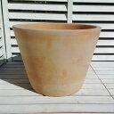 植木鉢 ハウル 39cm ST/SBS18/006B 大型 ヨーロピアンなテラコッタ アンティーク風 おしゃれ 陶器鉢 ベトナム鉢 素焼き鉢 プランター 園芸 ガーデニング