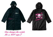ブラックパールオリジナルTシャツ〜PINKver〜Lsize