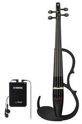YAMAHA・ヤマハ / YSV104-BK サイレントシリーズ 4弦モデル 4/4サイズ ブラック エレクトリック バイオリン【smtb-tk】