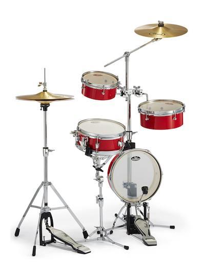ドラム, ドラムセット PEARL Rhythm Traveler Light RT-5124N 94 SETsmtb-tk