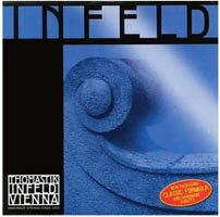 バイオリン用アクセサリー・パーツ, 弦  Thomastik-Infeld INFELD BLUE 44Setsmtb-tk