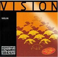【メール便で送料無料!】Thomastik-Infeld/VISIONヴィジョンバイオリン弦分数弦1/2サイズ用Set弦【smtb-tk】