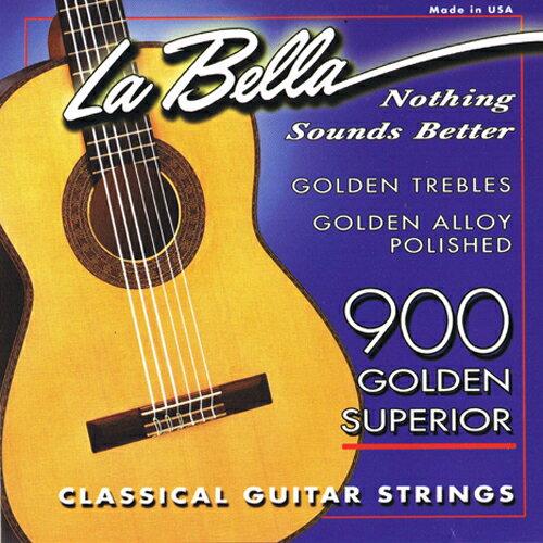 ギター用アクセサリー・パーツ, クラシックギター弦 La Bella 900smtb-tk