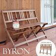 折りたたみベンチ ガーデンベンチ 椅子 いす チェアー チェア 3人掛け アカシア材 天然木 木製 折り畳み 折畳み 持ち運び 収納 ベランダ テラス ガーデン カフェ 庭 バルコニー NX-905