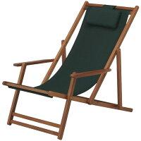 デッキチェアリクライニングガーデンチェアチェアチェアー椅子折りたたみ折畳み折り畳み天然木木製79498