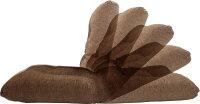 【送料無料】ポケットコイルリラックスチェアー座椅子カラー:ライトブラウン完成品amigo-y-035