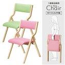 チェア 座面高さ41cm チェアー ダイニングチェア 食卓椅子 椅子 いす イス 肘付き 折り畳み 折りたたみ 折畳み 収納 レザー 合成皮革 介護 施設 業務用 完成品 FC-470P