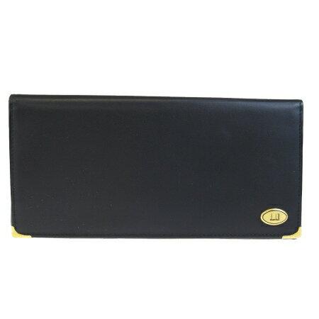d172350e203d 送料無料 【】 ダンヒル dunhill オックスフォード 二つ折り 長財布 ブラック レザー メンズ 07HB428 送料無料!き手数料無料!毎日  新商品を続々入荷しています!