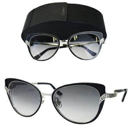 眼鏡・サングラス, サングラス  Cartier 34EK013