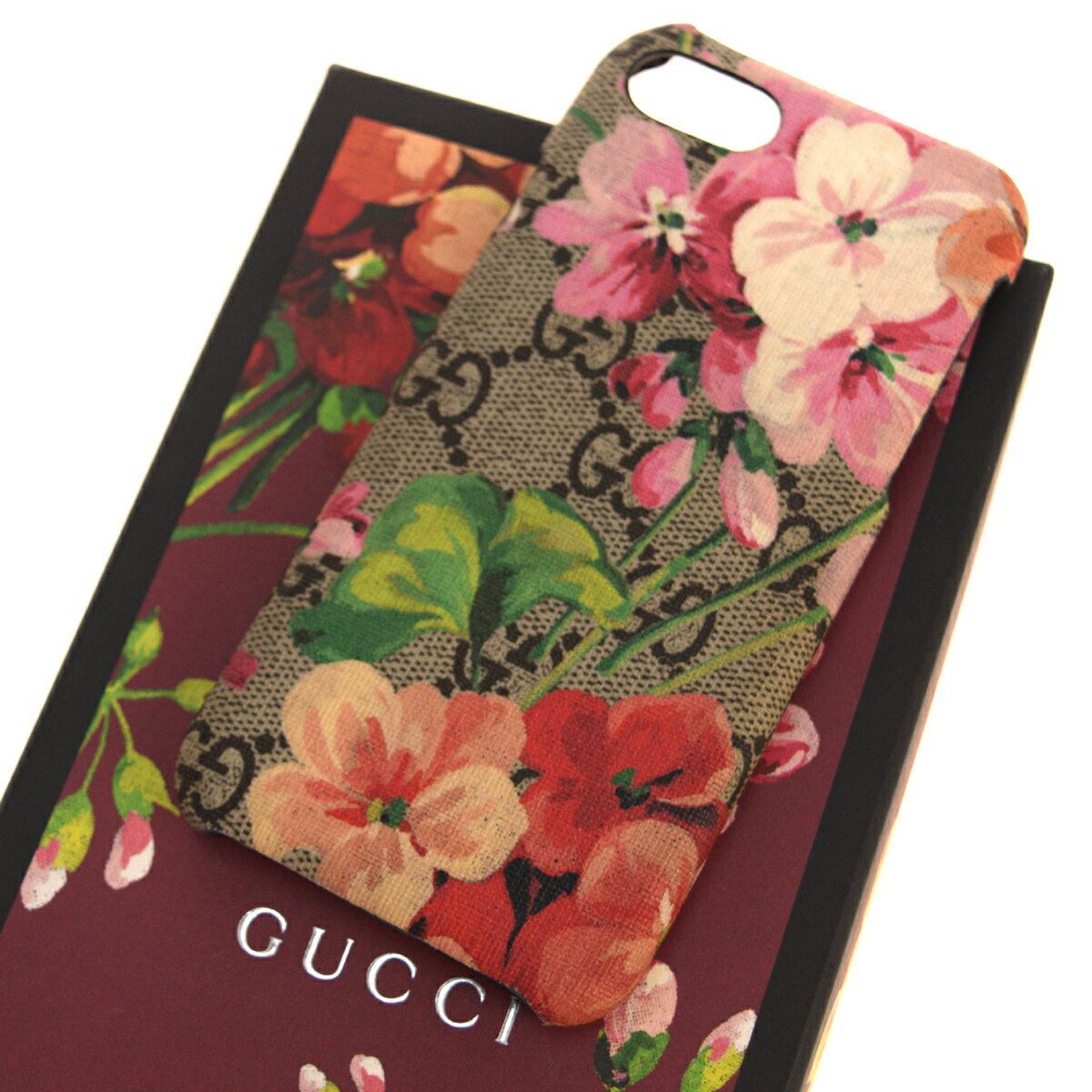 スマートフォン・携帯電話アクセサリー, ケース・カバー  (Gucci) GG PVC 03GC208