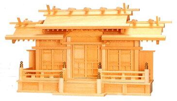 お宮 神棚 神殿■ 出雲(扉唐戸) 大 ■特撰神殿【日本製】