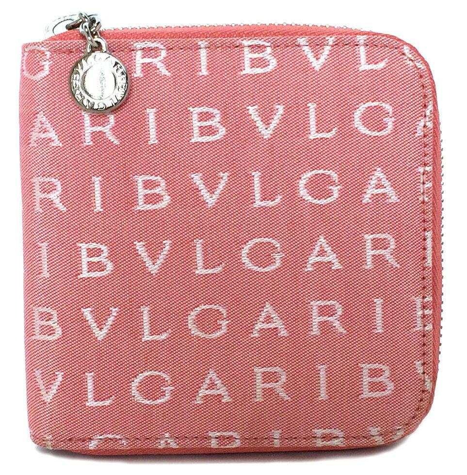 344ca9287267 ブランド:ブルガリ商品名:ロゴマニア 財布ライン:ロゴマニア型番:22246 原産国:ITALY 付属品:箱サイズ:約W11×H11×D2.5cm  カラー:ピンク素材:ジャガード× ...