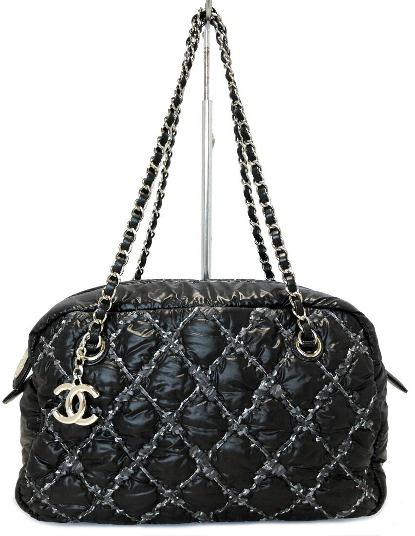 CHANEL nylon bag A50631 CHANEL