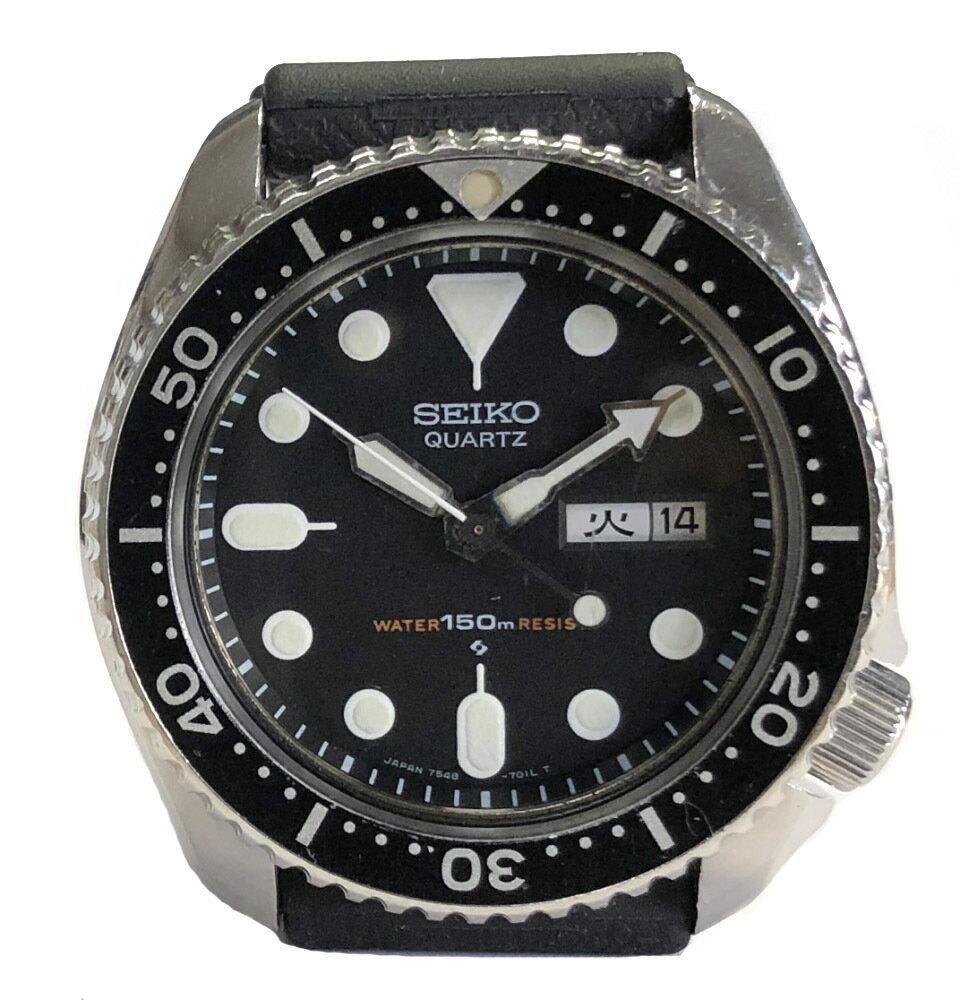 腕時計, メンズ腕時計  7548-7000 150M DIVDRS QUARTZ 1979 SEIKO