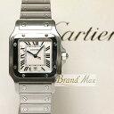 激安価格 カルティエ 腕時計 サントスガルベLM W20060D6 A品【中古】