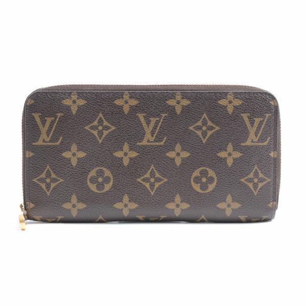 ルイヴィトン/Louis Vuitton/モノグラム/M60017/ジッピーウォレット/旧型/AB級品【中古】:BrandMax