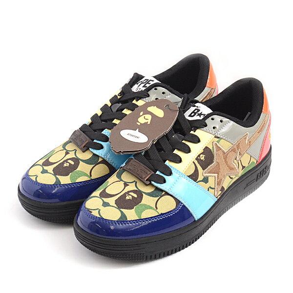 メンズ靴, スニーカー  BAPE STA US8 26cm G4807 A BATHING APE COACH