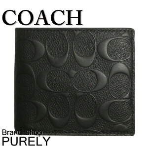 e6f5db62b6b0 コーチ(COACH) f75363 メンズ二つ折り財布 - 価格.com