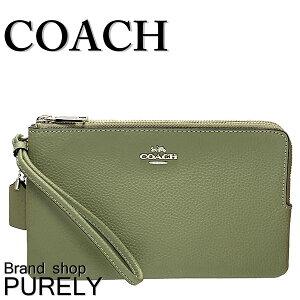 d2ab6b224ec1 コーチ(COACH) 緑 レディース長財布 - 価格.com