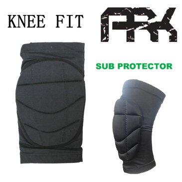 【マラソン!ポイントUP中】ARK / エーアールケー KNEE FIT 膝プロテクター パット スノーボード スキー