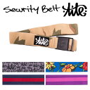 TITE / タイト SECURITY BELT セキュリテ