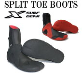 X-SURFGEAR���å��������ե���SPLITTOEBOOTS3mm/SURFBOOTSSOFT�����ե��󥵡��ե֡��ĥ꡼�ե֡��ĥ����ե���֡����ɴ������åȥ�����
