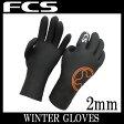 2015 FCS エフシーエス サーフグローブ 2mm WINTER GLOVES 冬用 ネコポス送料無料