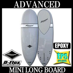 サーフボードアドバンス/ADVANCEDミニロング5'10サーフボード