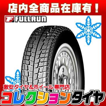 タイヤスタッドレスタイヤ155/65R14フルラン(FULLRUN)SNOWTRAK2018年製155/65-14新品