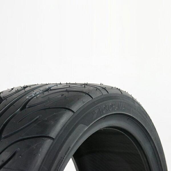 エアバルブ付き (ADVAN NEOVA) タイヤサマータイヤ225/40R18ヨコハマ (YOKOHAMA) AD08R225/40-18新品 アドバン ネオバ 4本セット
