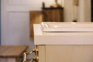 クラシック・ウォッシュキャビネット(洗面台W1000)洗面台洗面化粧台ドレッサーカントリー家具オーダー家具手作り日本製サイズ変更可能ボウル水栓おしゃれ収納クラシック