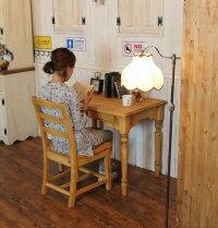 プティットテーブル・900・シンプルチェアセットカントリー家具ダイニングテーブルアンティーク家具学習机ワーキングデスク机勉強机学習デスク子ども机子供用テーブル椅子木製無垢北欧パイン材